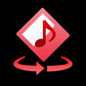 音楽動画プレイヤー∞ (SO-02D、SO-03D用) icon