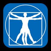姿勢分析(からだのゆがみ分析アプリ) icon