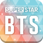 SUPERSTAR BTS иконка