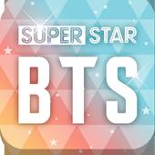 SUPERSTAR BTS иконка