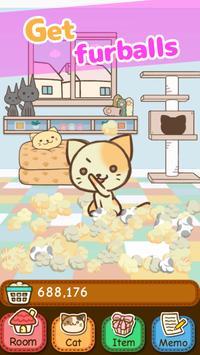 猫咪的毛 〜放弃护理猫咪的游戏〜 截圖 5