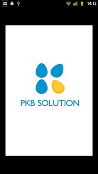 PKB SOLUTION poster