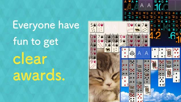 FreeCell 1000 - Solitaire Game screenshot 4