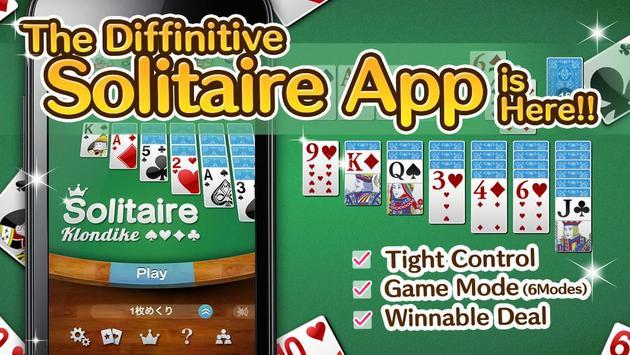King Solitaire - Klondike apk screenshot