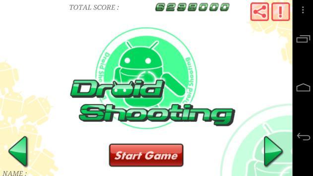 DroidShooting poster