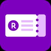楽天チケット(EventGate) icon