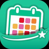 PocketCalendar(ポケットカレンダー) icon