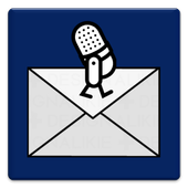 E-mail by Voice icon