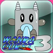 ESCAPE GAME WANPA QUEST3 icon