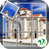 Picture Tile Puzzle icon