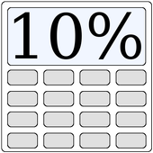 消費税10%電卓 icon