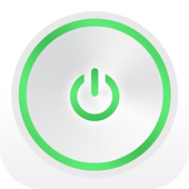 """ON"" shares your free time. icon"