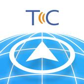 TCスマホナビ-トヨタのカーナビアプリ icon