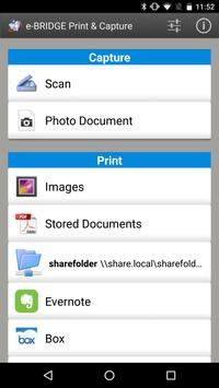 e-BRIDGE File Handler poster