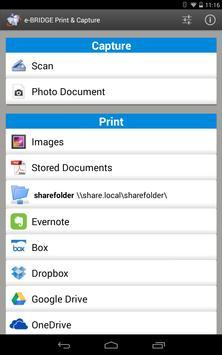 e-BRIDGE File Handler apk screenshot