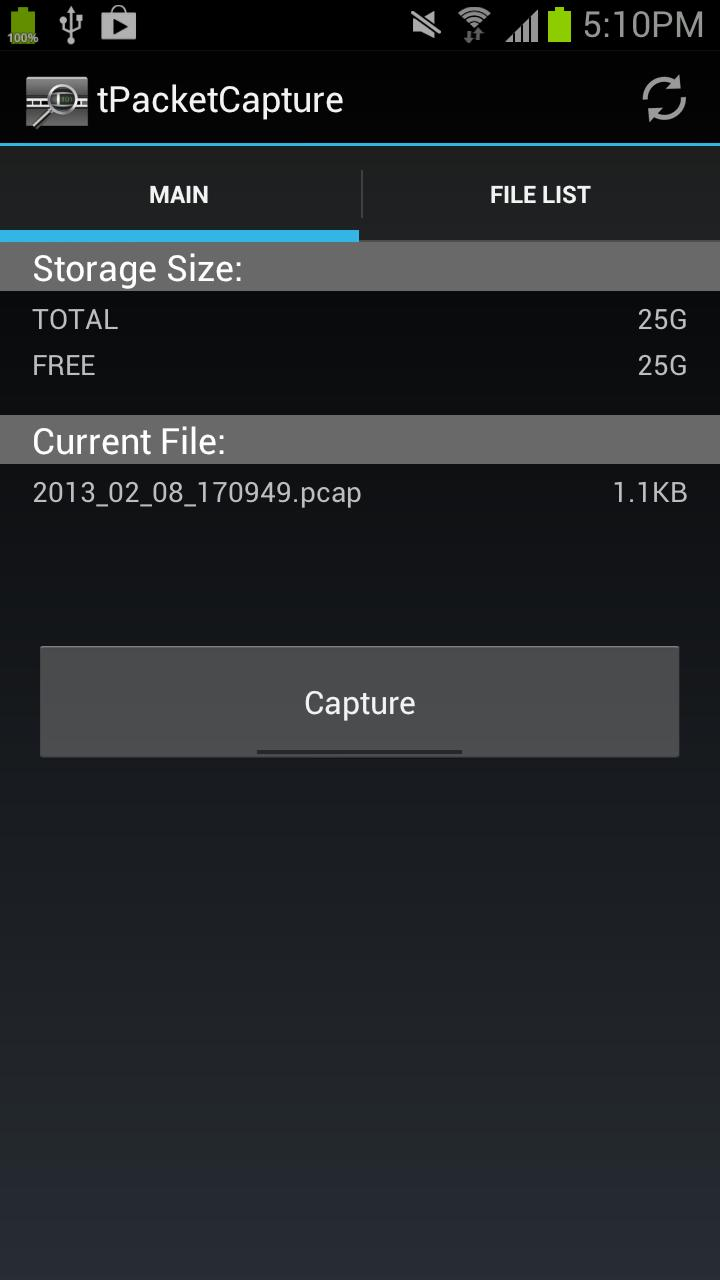 tPacketCapture for Android - APK Download
