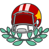 AmericanFootBall TouchDownPass icon