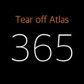 Tear off Atlas icon