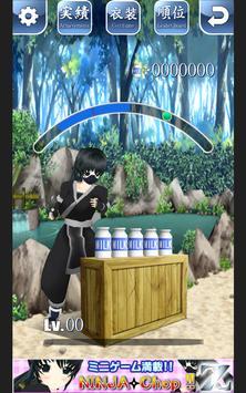 Ninja Chop Z Lite apk screenshot