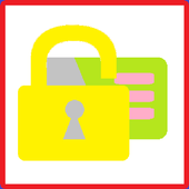Device Lock by IC card icon