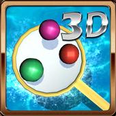 ボールすくい3D icon