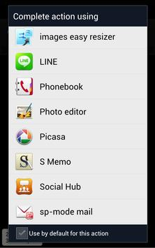 images easy resizer&JPG ⇔ PNG screenshot 2