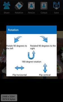 images easy resizer&JPG ⇔ PNG screenshot 3