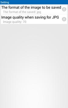 images easy resizer&JPG ⇔ PNG screenshot 7