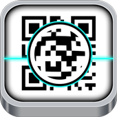 QR code scanner, correct, free icon