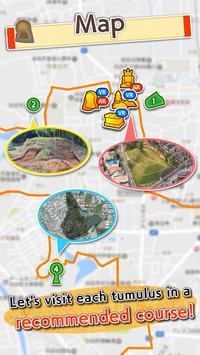 The Mozume Kurumazuka Tumulus apk screenshot