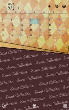 チョコレートアイコン 壁紙きせかえ apk screenshot
