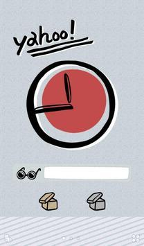 クール系手書きアイコン【壁紙 無料きせかえ】buzzHOME apk screenshot