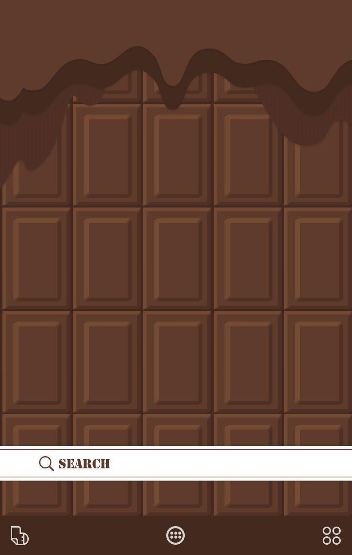 とろける板チョコ 壁紙アイコンきせかえ For Android Apk Download
