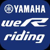 weRriding icon