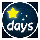 ScheduledDay -Countdown icon
