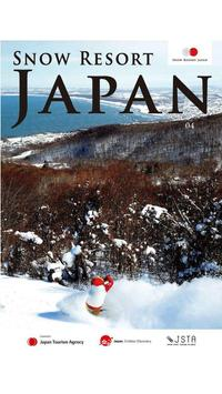 Snow Resort Japan poster