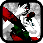 Ghoul in Tokyo action game icon