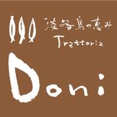 淡路島の恵み トラットリア・ドーニ 渋谷道玄坂店 icon