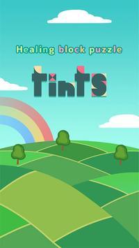 ColorPuzzle ~TINTS~ poster