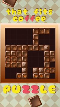 ~ Puzzle that fits coffee ~ Chocolate & Puzzle screenshot 1