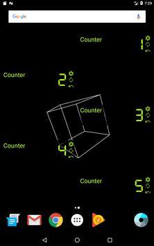Widget Counter screenshot 4