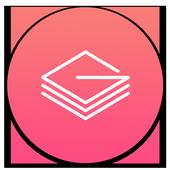 GIFMAGAZINE-GIF Search&Camera icon
