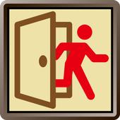 NO脱出ゲーム ひらけ!ドア! icon
