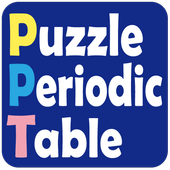 周期表・元素記号パズルPuzzlePeriodicTable icon
