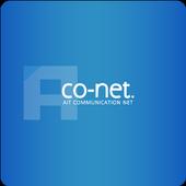 愛知工業大学 co-netスマートフォンアプリ アイコン