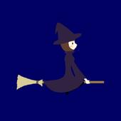 フライング魔女 icon