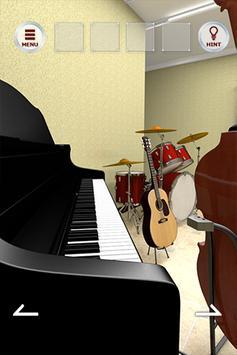 脱出ゲーム ある音楽家の屋敷 screenshot 1
