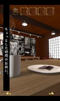 脱出ゲーム Chocolat Cafe apk screenshot