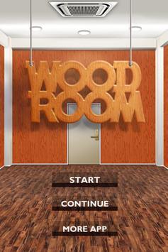 脱出ゲーム WOODROOM poster
