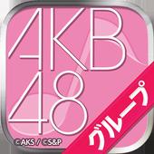AKB48グループ ついに公式音ゲーでました。(公式) icon